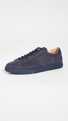 Zespà ZSP4 Monochrome Nubuck Sneakers
