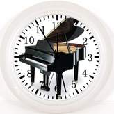 "Ikea New Yamaha Grand Piano Wall Clock 10"" Will Be Nice Gift and Room Wall Decor W159"