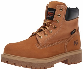 "Timberland Men's Direct Attach 6"" Steel Safety Toe Industrial Boot"