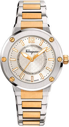 Salvatore Ferragamo Women's F-80 Watch