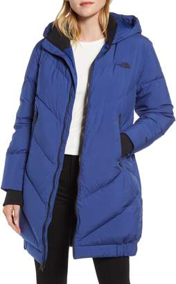 The North Face Albroz 550 Fill Power Down Hooded Jacket