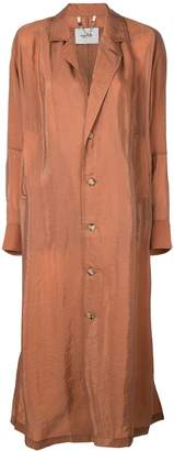 Rachel Comey long single-breasted coat