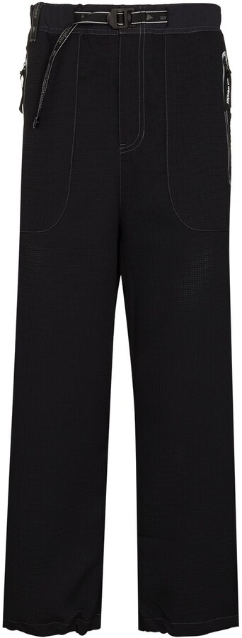 and wander Straight-Leg Cropped Trousers
