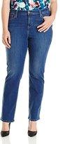 Levi's Women's Plus-Size 580 Straight Leg Jean
