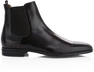 HUGO BOSS Kensington Leather Chelsea Boots