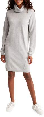 Lole Wool-Blend Turtleneck Sweater Dress