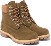 Timberland - Premium Waterproof Nubuck Boots