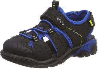 Ecco Unisex Kids' Biom Raft Ankle Strap Sandals