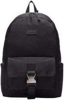 Consigned Finlay Clip Backpack Black