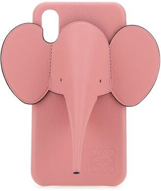 Loewe Elephant Detail iPhone XS Case