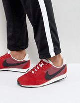 Nike Pre Montreal '17 Trainers In Red 898031-600