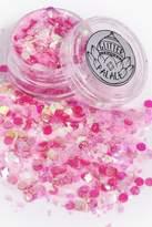 Boohoo Tony Festival Glitter Pot pink
