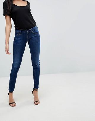 G Star G-Star Beraw skinny jeans-Blue
