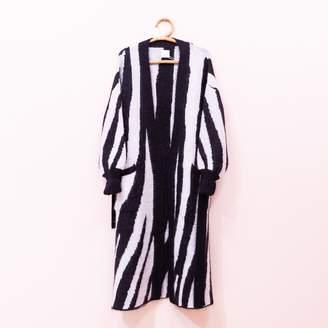 Anine Bing Zebra Long Cardigan - Unique size