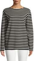 MiH Jeans Women's Slouch Breton Top