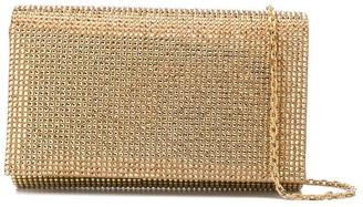Rene Caovilla Stud-Embellished Clutch Bag