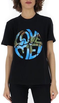 Alberta Ferretti Graphic Printed T-Shirt