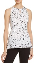 Whistles Dot-Print Top - 100% Exclusive