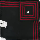 Kenzo woven scarf - women - Cotton - One Size