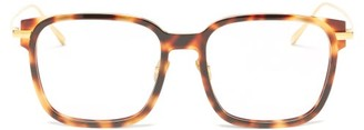 Linda Farrow Franklin Tortoiseshell-acetate Glasses - Tortoiseshell