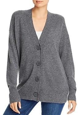 Equipment Cashmere Button-Front Elder Cardigan