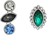 GUESS Stone Stud and Crawler Duo Set Earrings