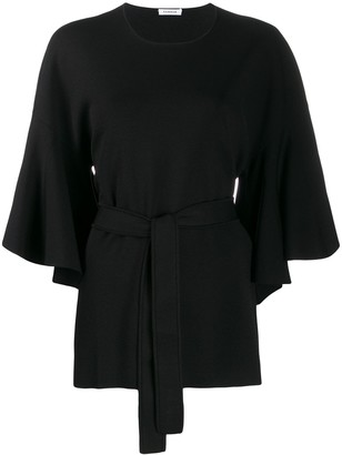 P.A.R.O.S.H. Rok belted tunic top