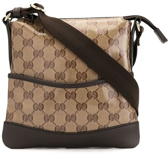 Gucci Pre-Owned GG crossbody shoulder bag