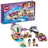 Lego ; Friends Andrea's Speedboat Transporter 41316