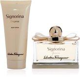 Salvatore Ferragamo Gift Set Signorina Eleganza By
