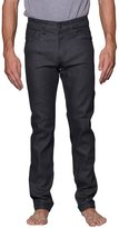 Victorious Mens Skinny Fit Unwashed Raw Denim Jeans DL938 - 38/30