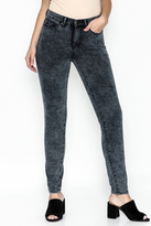 Tribal Patterened Brush Jeggings