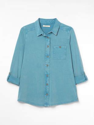 White Stuff Single Thread Jersey Shirt