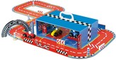 Vilac Race track in suitcase