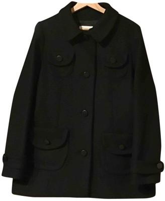 Paul & Joe Black Wool Jacket for Women