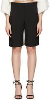 Chloé Black Classic Cady Shorts