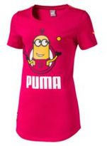 Puma Girls' Minions T-Shirt