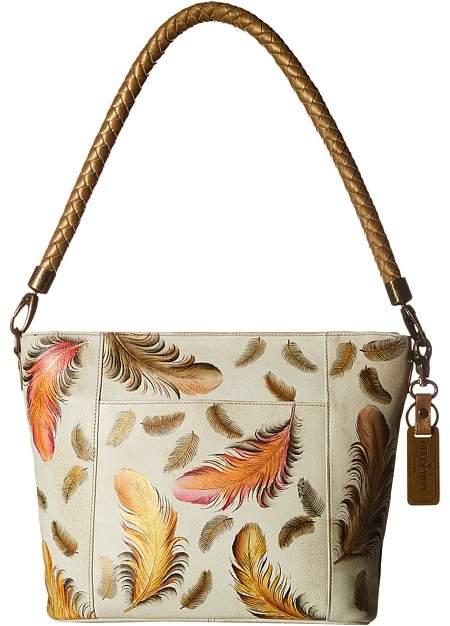 Anuschka 608 Medium Hobo Handbags