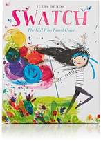 Harper Collins Swatch: The Girl Who Loved Color