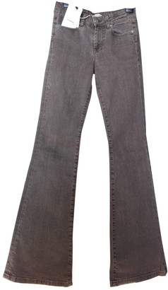 Mauro Grifoni Brown Denim - Jeans Jeans for Women