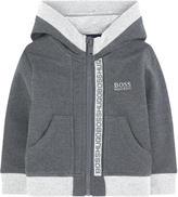 BOSS Mottled hoodie