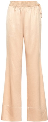 Acne Studios Satin trackpants