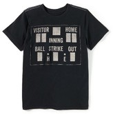 Boy's Peek Scoreboard T-Shirt