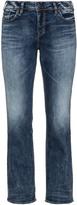Silver Jeans Plus Size Suki bootcut jeans
