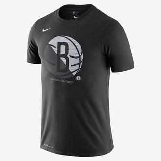 Nike Men's NBA T-Shirt Brooklyn Nets Dri-FIT