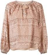 Manoush Turose blouse