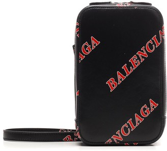 Balenciaga Sporty Strapped Phone Holder