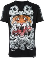 Philipp Plein Philipp Tiger T-shirt