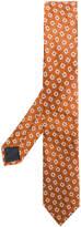 Ermenegildo Zegna floral-jacquard tie