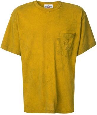Supreme x Stone Island Pocket T-shirt
